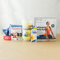 Enter to Win a Feel-Good Fitness Prize Pack!