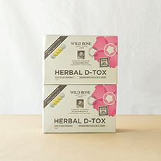 Enter to Win 1 of 2 Wild Rose Herbal D-Tox Kits!