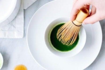 Warm Drinks-Matcha Tea Latte