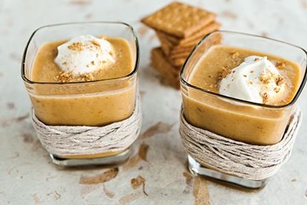 Warm Drinks-Pumpkin Pie Smoothie