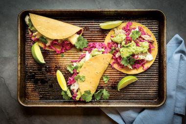 Perch Tacos