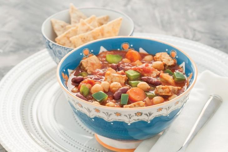 Joyous Recipes: Amy's Tempeh Chili