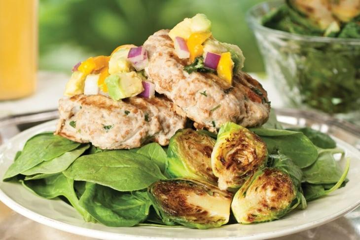Joyous Recipes: Turkey Burgers