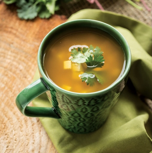 Healthy Warm Drinks-Chicken-Stock-with-Miso