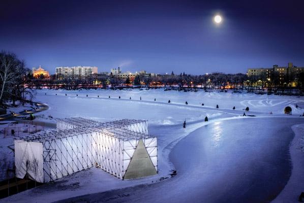 Epic Winter Adventures: Winnipeg's RAW:almond