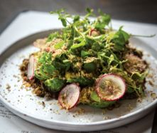 Veggie-Centric Dishes from The Acorn
