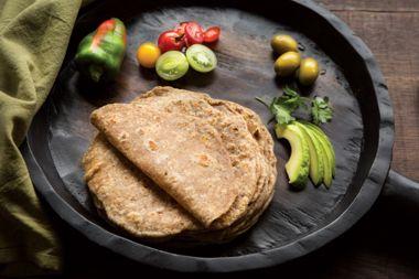 Fresh Whole Grain Tortillas