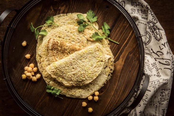 Delicious Indian Dosas