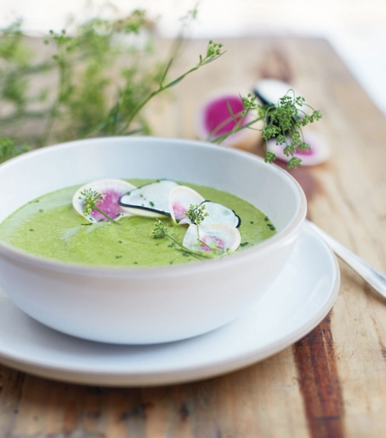 Superfood Soups For the Soul