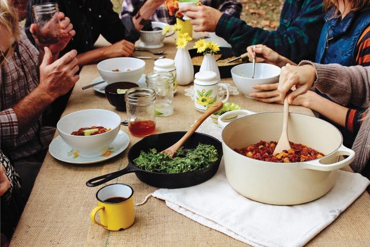 Plant-Powered Comfort Food