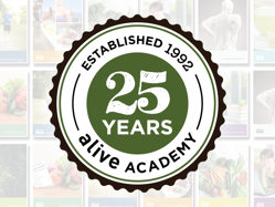 Celebrating 25 Years of Natural Health Education!
