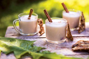 Dandelion Cinnamon-Spiked Iced Coffee
