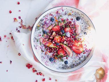 Baklava Breakfast Bowl