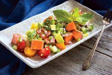 Ceviche Fruit Salad