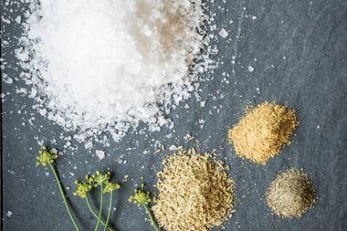 Fennel Coriander Salt