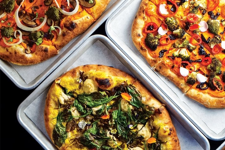 Pizza Gets a Makeover