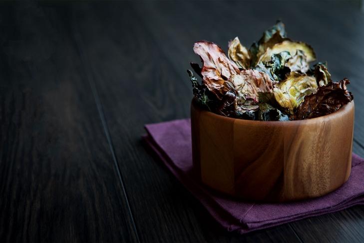 Dippable Veggie Snacks