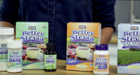 Why BetterStevia ®  is Better!