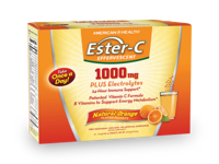 Enter to Win Ester-C ®  Effervescent Orange Powder Packets!