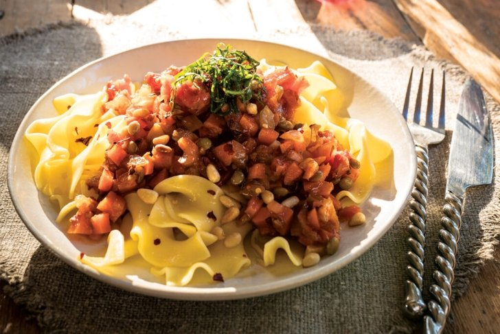 Big Red Vegetarian Pasta Sauce