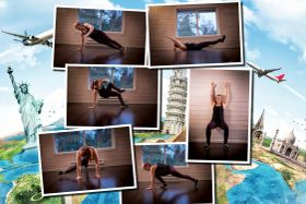 Do-Anywhere Full-Body Workout