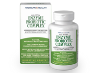 Enter to Win American Health's Enzyme Probiotic Complex!