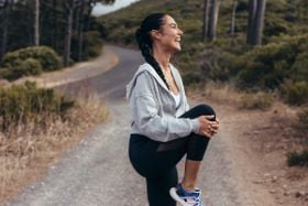 An Outdoor Workout You Can Do Anywhere
