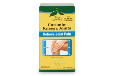 Enter to Win 1 of 4 Curamin ®  Knees & Joints Prizes!