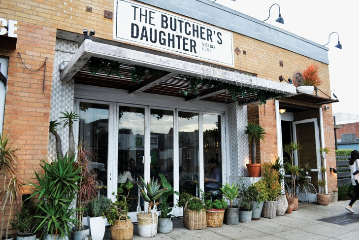 The Butcher's Daughter slays
