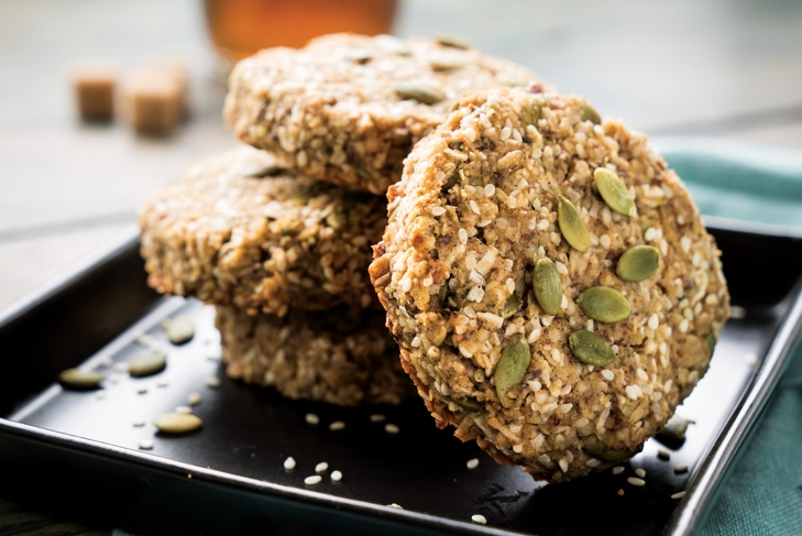 Protein Power Cookies