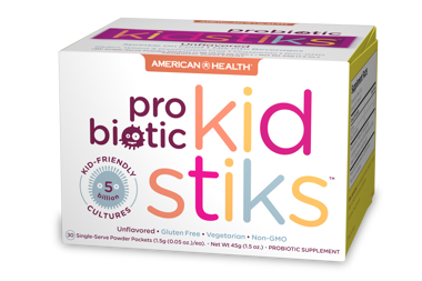 Win 1 of 4 American Health Probiotic Kidstiks ™  For Kids