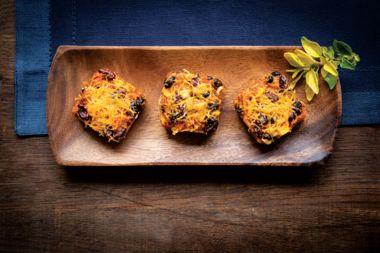 Chili Muffins