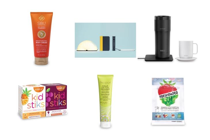 Hot gear / healthy goods