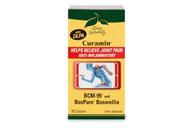 Win 1 of 4 Terry Naturally ®  CANADA's Curamin ®  with DLPA