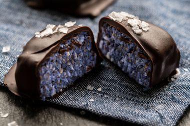 Pretty Chia Chocolates