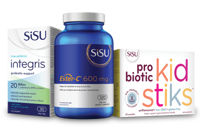 Win a Digestive Health Prize Pack From Sisu!