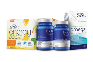 Win an Energizing Prize Pack From Sisu!
