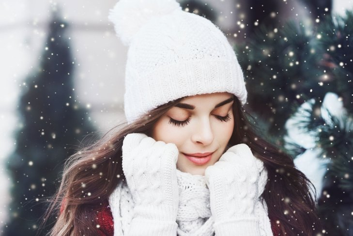 Keep Your Skin Glowing All Winter