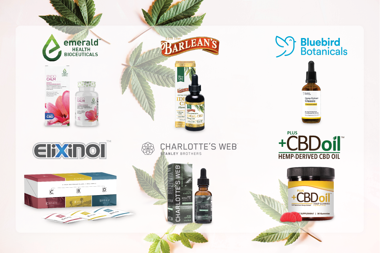 delicious living CBD Sweepstakes