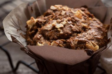 Chipper and Chock Full of Morning Glory Muffins