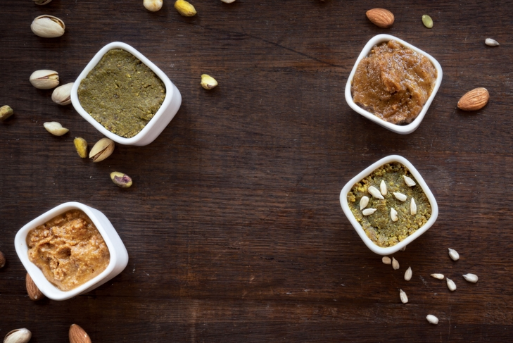 Nut + Seed Butters