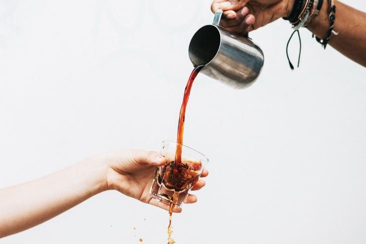 Who needs coffee?