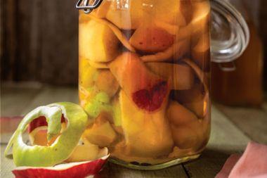 Fruit Peel and Apple Cider Vinegar