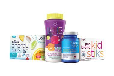Win an Immune-Boosting Sisu Prize Pack!