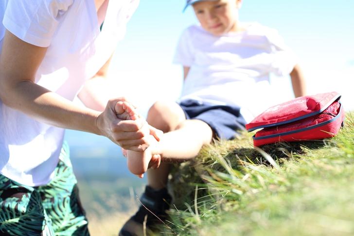 10 kids' remedies on the run