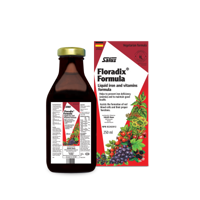 Win an Iron-Boosting Floradix Prize Pack!