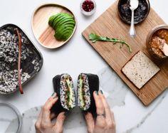 How to Make Onigirazu (Sushi Sandwich)