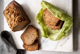 The Perfect Lunchbox Banana Bread