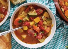 Cozy Vegetable Soup