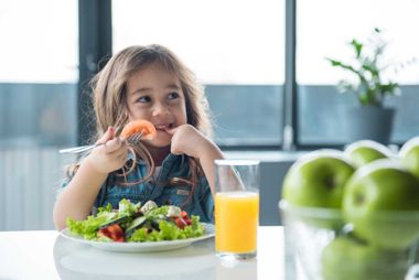 5 Nutrients Your Kids Need